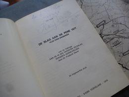 De Slag Aan De Pene 1677      Raf Seys - Histoire