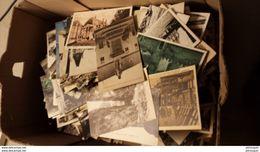 LOT DE 853 CARTES POSTALES - Drouilles Ou Petites Cartes CPA/CPSM France Et étrangères - Qq Fantaisies - 500 Postcards Min.