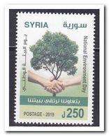 Syrië 2019, Postfris MNH, Trees, Hands - Syrie