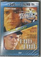 "{42490} 1 DVD 2 Titres "" Heaen's Burning "" "" End Of The Line ""; Bacon. , Brimley , Crowe - Non Classés"
