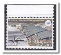 Mauritius 2019, Postfris MNH, Airport, Airplane - Mauritius (1968-...)