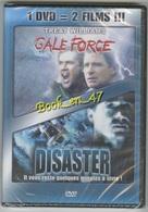 """{42489} 1 DVD 2 Titres """" Gale Force """" """" Disaster """" - Non Classés"""