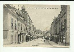 39 . LONS LE SAUNIER LES BAINS . RUE SAINT DESIRE  . COMMERCES - Lons Le Saunier