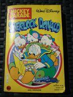 MICKEY PARADE N°1 / EDI-MONDE, 01-1980 - Bücher, Zeitschriften, Comics