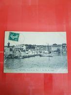 La Jetée Des Leques. - Saint-Cyr-sur-Mer