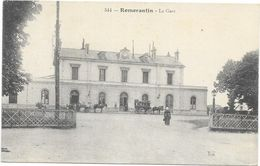ROMORANTIN : LA GARE - Romorantin