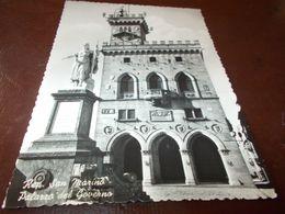 B767  Rep.san Marino Palazzo Del Governo Viagiata - San Marino