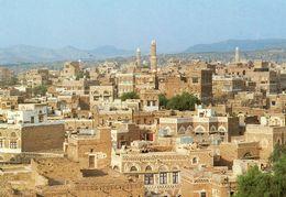 Yemen    2 Timbres Au Dos - Yemen