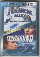 "{42485} 1 DVD 2 Titres "" Avalanche Alley "" "" Snowbound "" - DVDs"