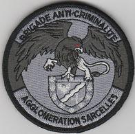 Écusson Police BAC Agglomération Sarcelles BV (95) - Police