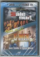 """{42483} 1 DVD 2 Titres """" Sale Nuit """" """" G - Men """" ; D Bowie , Goldie , Dillon - DVDs"""