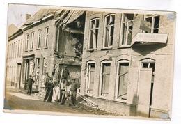 Poperinge, Fotokaart Oorlogsschade, Logement Au Faisan Doré (pk67411) - Poperinge