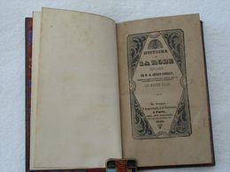 Histoire De La Robe De N.-S. Jésus-Christ. Auguste Follet. Argenteuil. - 1701-1800
