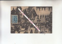 BANGKOK-SIAM  1900 - Thailand