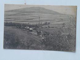 Serbia Srbia 689 Munitions Pionierkollone 1916 Foto Perscheid - Serbie
