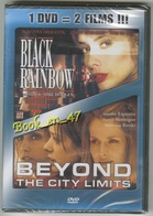 "{42482} 1 DVD 2 Titres "" Black Rainbow "" "" Beyond The City Limits "" - DVDs"