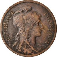 Monnaie, France, Dupuis, 10 Centimes, 1917, Paris, TB+, Bronze, KM:843, Le - Francia