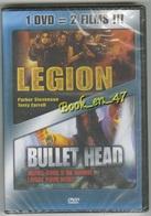 """{42493} 1 DVD 2 Titres """" Legion """" """" Bullet Head """" - DVDs"""