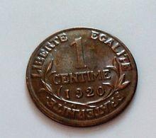 FRANCE  1 CENTIME  DUPUIS 1920   N° 51 - A. 1 Céntimo