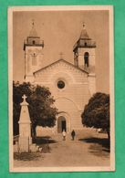 2A Corse Du Sud Sari D' Orcino Eglise Saint Martin Et Monument Aux Morts - France