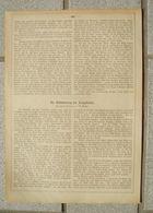 062 Entwicklung Der Kriegsflotten Artikel Mit 6 Bildern Von 1882  !! - Policía & Militar
