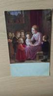 CP - MAITRESSE D ECOLE - Groupes D'enfants & Familles