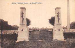55-VAUQUOIS-CIMETIERE MILITAIRE-N°2405-C/0053 - Frankreich