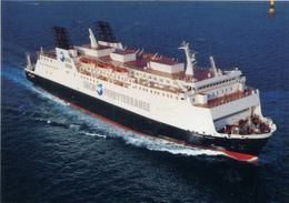 10 Carte Identique, Cargo Mixte, MONTE D ORO,  (SNCM) - Passagiersschepen