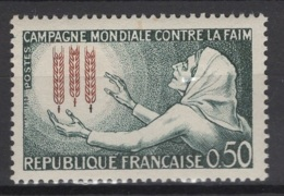 France: 1963. Y&T  N° 1379 ** MNH, Neuf(s). Cote Y&T 2020 : 0,60 € - Neufs