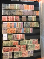 All. Besetzungen Sow. Zonen Lot An Postfrischen** , Gestempelten Briefmarken . - Deutschland