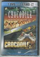 "{42476} 1 DVD 2 Titres "" Crocodile "" "" Crocodile 2 "" - DVD"