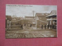 Navy Yard Bremerton Washington    Ref 4128 - Etats-Unis