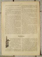 078 Walfischfang Hochsee Artikel Mit 4 Bildern Von 1913 !! - Books, Magazines, Comics