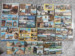 LOT  DE  5675  CARTES  POSTALES  MULTIVUES DE FRANCE - 500 Postcards Min.