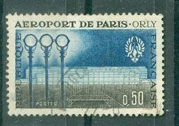 FRANCE - N° 1283 Oblitéré - Inauguration De L'aéroport De Paris-Orly. - Gebruikt