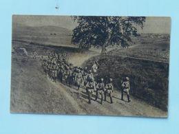 Serbia Srbia 697 V. Pješadijski Puk 1916 Foto Albium Vojni Svecenik Šukovic - Serbie