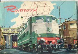 Catalogue RIVAROSSI 1960 HO - FIAT 500 FIAT 600 1/13 - Boeken En Tijdschriften
