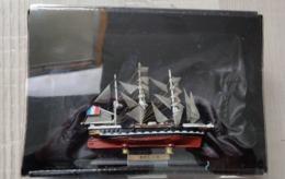 Maquette Du BELEM - Bateaux