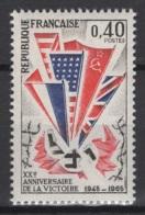 France: 1965. Y&T  N° 1450 ** MNH, Neuf(s). Cote Y&T 2020 : 0,50 € - Neufs