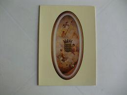 Postcard Postal Portugal Madeira Funchal Brasão Da Cidade - Madeira