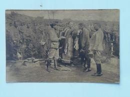 Serbia Srbia 705 Pričest 1916 Foto Albium Vojni Svecenik Šukovic Ed Jakob Kapponn - Serbie