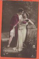 Cartoline - Tematica - Coppie - Coppia Romantica - Wrote But Not Sent - Koppels