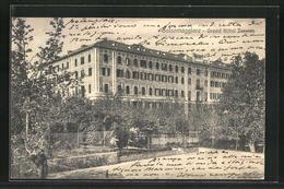 Cartolina Salsomaggiore, Grand Hotel Termes - Italia