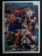 NBA - UPPER DECK 1997 - HORNET - JR REID - Singles (Simples)