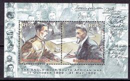 South Africa 2002 - 100 Year End Of Boeren War - Michel B87 -  MNH, NEUF, Postfrisch - Afrique Du Sud (1961-...)