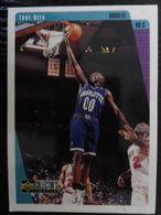 NBA - UPPER DECK 1997 - HORNET - TONY DELK - Singles (Simples)
