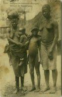SENEGAL - NAKED / NUDE WOMEN & KIDS -  COLLECTION FORTIER 1910s  (BG1473) - Sénégal