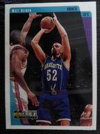 NBA - UPPER DECK 1997 - HORNET - MATT GEIGER - Singles (Simples)