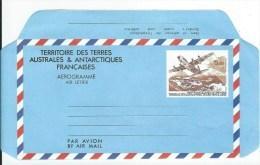 "TAAF Aerogramme YT 1 "" Adresse Sur 1 Ligne "" 1993 Neuf** - Autres"