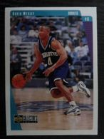 NBA - UPPER DECK 1997 - HORNET - DAVID WEISLEY - Singles (Simples)